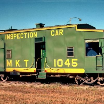 MKT 1045 - Inspection car